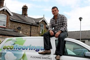 Jim Sanderson of Eco Flooring and Restoration UK