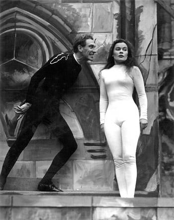 1954 Mystery Plays - John Van Eyssen as Lucifer and Jane Southern as Eve