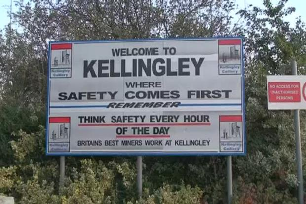 Mineworkers to be balloted over Kellingley Colliery closure plan