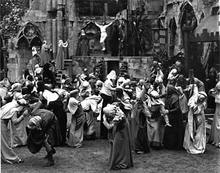 York Mystery Plays archive pictures