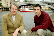 York Press: Heroes tell of River Ouse baby rescue in York