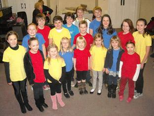 Von Trapp kids all lined up for The Sound Of Music | York Press