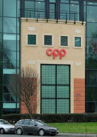 Cpp offices in Holgate, York