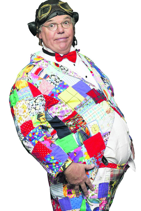Roy chubby brown costume consider