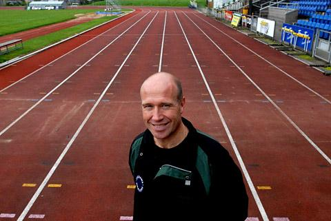 City of York Athletic Club chief Neil Hunter
