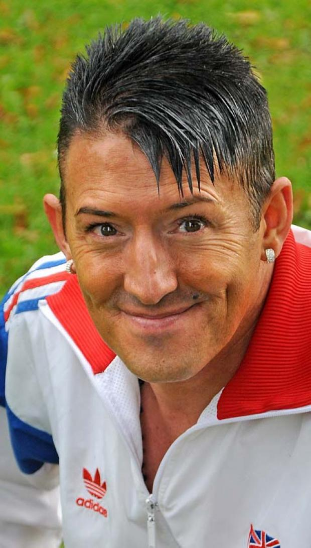 Hairdresser Terry Smith has been nominated for the York Community Pride Person Of The Year award