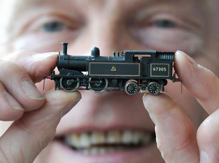 Thousands of visitors descended on the city for the 50th York Model Railway Show.