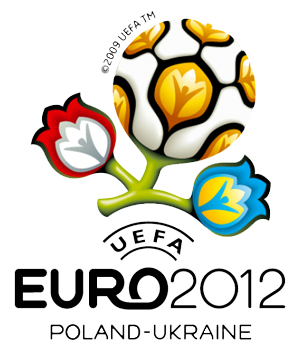 York Press: Euro 2012 logo