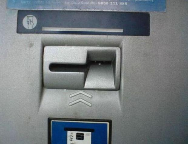 York Press: Neighbourhood Watch: Please check the ATM machine prior to using it.‏