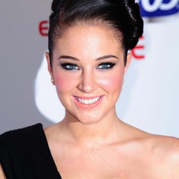 Tulisa took Cheryl Cole's place on The X Factor judging panel