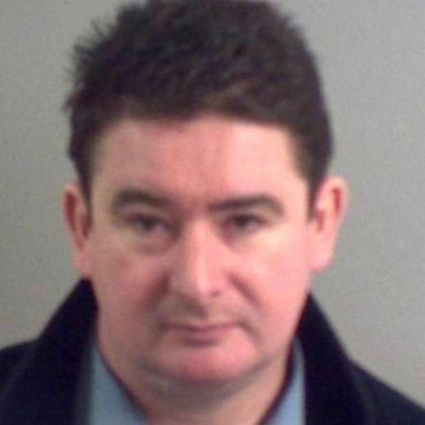 Ross Knowles was jailed for seven years at Maidstone Crown Court for a 2 million pound energy fraud (Kent Police)