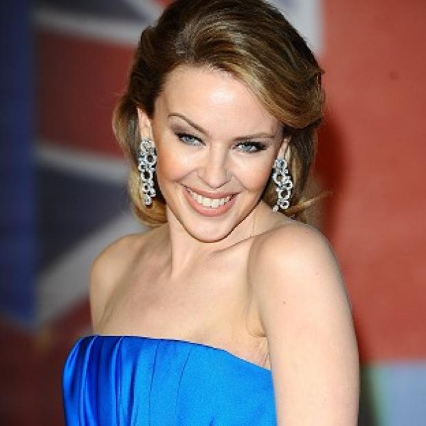 Kylie Minogue could be making an appearance on The Voice