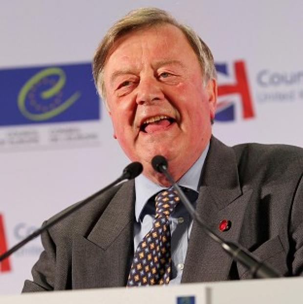 Ken Clarke has warned about the dangers facing European banks