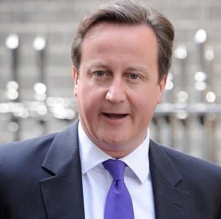 David Cameron said he was confident the Afghan forces would be able to prevent a return of al Qaida