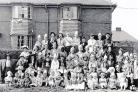 This picture of the Coronation street party in Danesfort Avenue, Acomb, was supplied by Irene Taylor