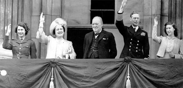 Portrait Of A Queen - February 1952: The death of George VI and