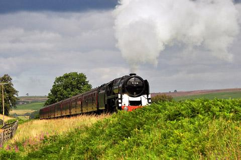 £500k to improve North Yorkshire Moors Railway