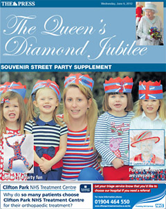 York Press: Jubilee Supplement