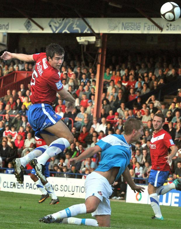David McGurk is thrilled his boyhood heroes Middlesbrough will grace his  York City benefit game