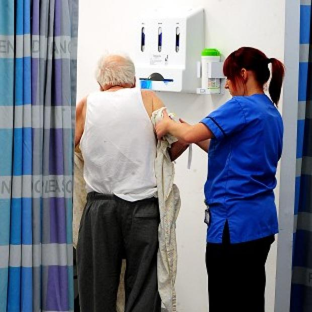 Denying drugs or treatments on the grounds of age will be outlawed in the NHS from October