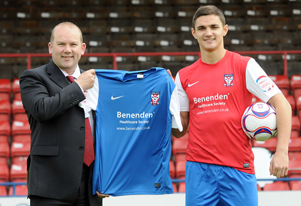 Benenden Heathcare in York City sponsorship deal