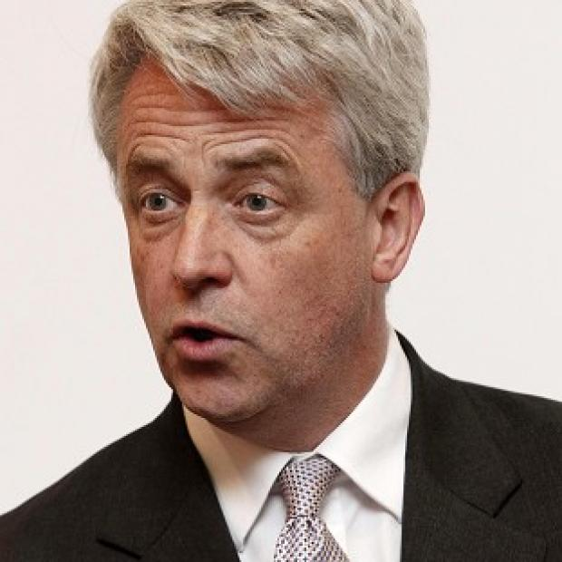 Andrew Lansley: Struggling NHS Trust brought under control