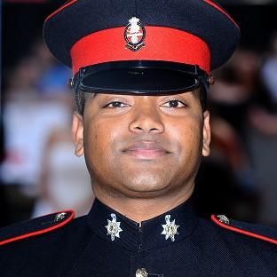 Lance Corporal Johnson Beharry was awarded the Victoria Cross for saving the lives of 30 comrades