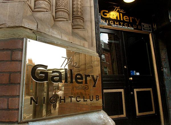 The Gallery nightclub