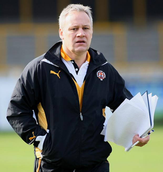 Former Castleford Tigers under-20s coach Gary Thornton is taking over at ...