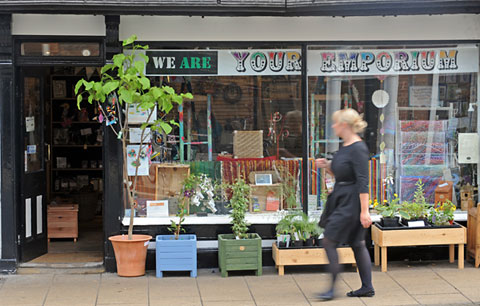 We Are Your Emporium in Micklegate, York