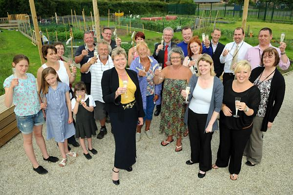 Westfield Primary School celebrates 60th anniversary