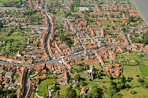 Kirkbymoorside could get 260 new homes if a plan by Gladman Developments Ltd for land at Westfields