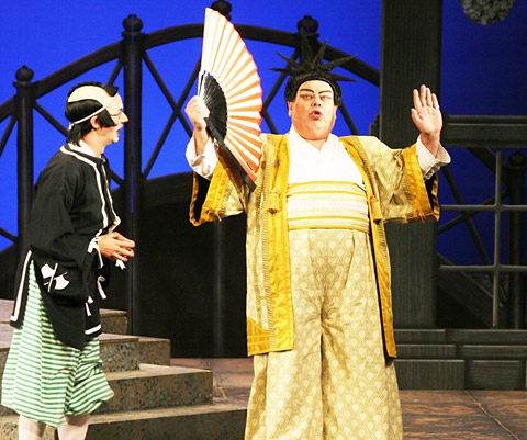 The Mikado will be performed during the International Gillbert and Sullivan Festival