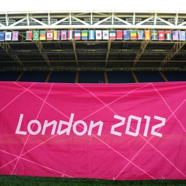The Millennium Stadium will host the opening action of the London 2012 Games