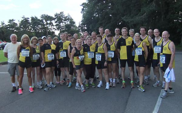 York Knavesmire Harriers pause to reflect on an eminently successful campaign