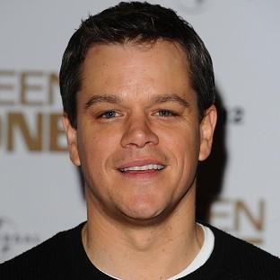 Matt Damon starred as Jason Bourne in the film trilogy