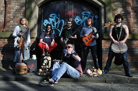 York band Blackbeard's Tea Party will host the festival ceilidh with a theme of pirates