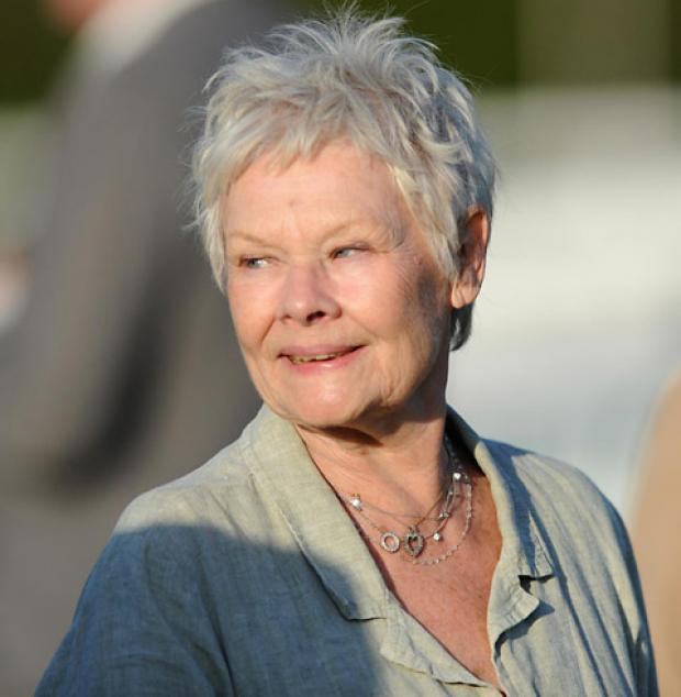 York-born Dame Judi Dench