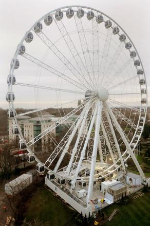 A big wheel could be returning to York