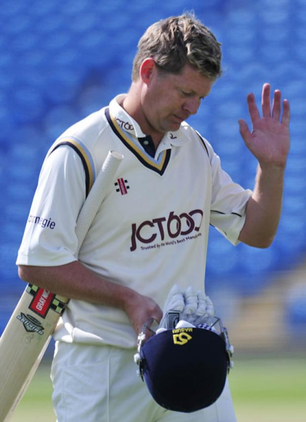 Gerard Brophy has left Yorkshire after a seven-year stint