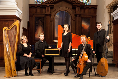 Poeticall Musicke perform works by Monteverdi and Fontana