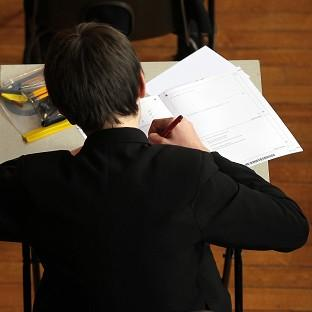 Around 600,000 teenagers are finding out their GCSE results