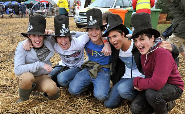 Easingwold School pupils enjoy Galtres Festival