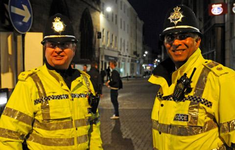 Police are preparing for a busy Saturday in York (library picture)