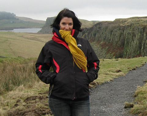 Hazel Burton is planning a trek through the Carpathian Mountains to raise money to save brown bears damaged by years of captivity in Romania