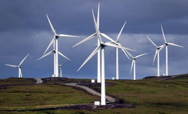 Campaigners welcome minister's 'enough' wind farms comment