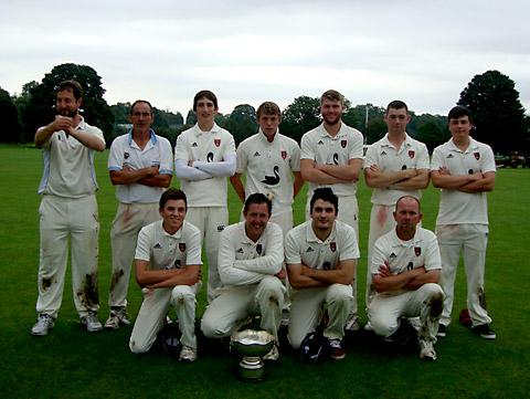 Duncombe Park lift Edward Readman Trophy
