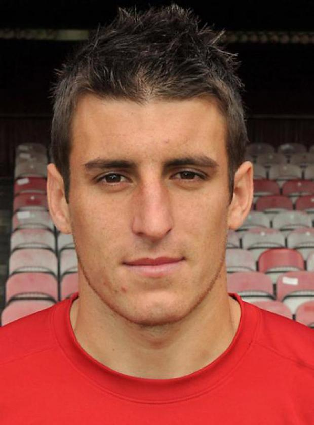 York City's Michael Coulson