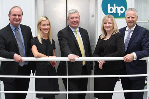 BHP Law's office in York