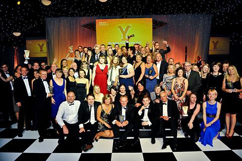 Winners of White Rose Awards 2012